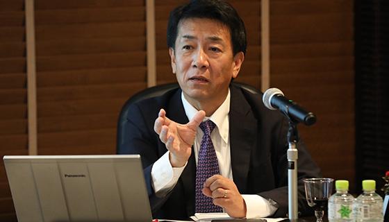 エナックス株式会社 代表取締役社長