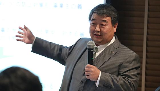 株式会社エス・ピー・ネットワーク 代表取締役社長