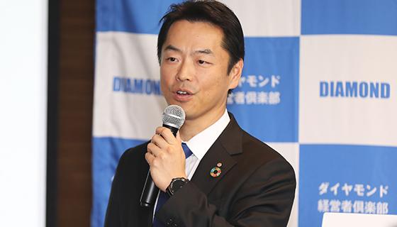 西川株式会社 代表取締役社長