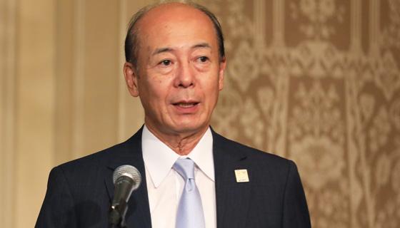 株式会社アシックス 代表取締役社長COO