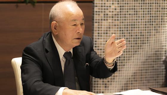 タビオ株式会社 代表取締役会長